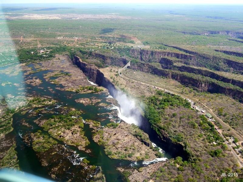 Les Chutes Victoria, au Zimbabwe P1060913
