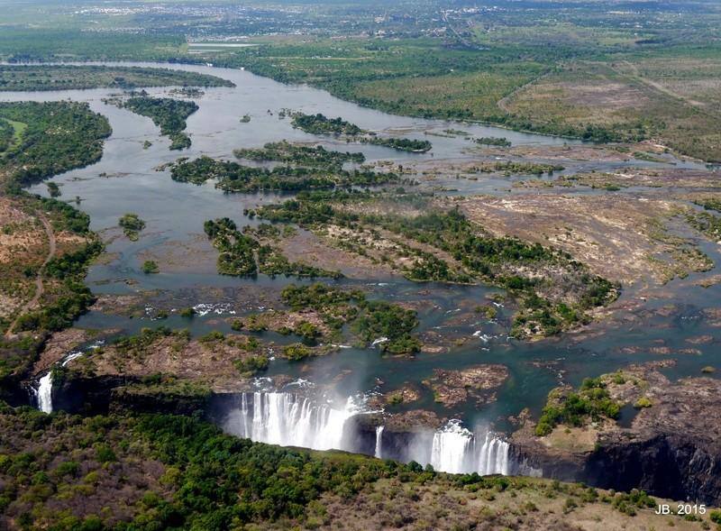 Les Chutes Victoria, au Zimbabwe P1060918