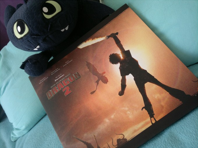 [Livre] The Art of How to Train Your Dragon 2 (2014) 15052010