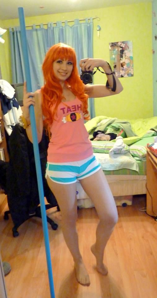 Parce que je suis avant tout cosplayeuse Nami10