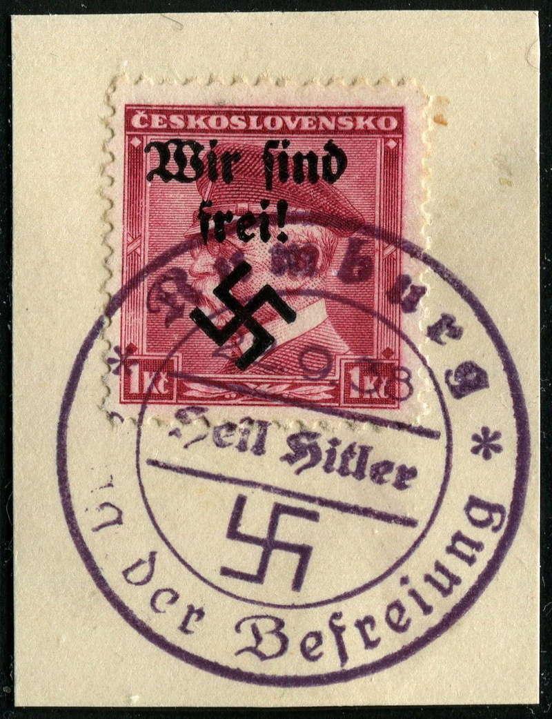 Sudetenland - Ausgaben für Rumburg - Seite 3 9_brie10