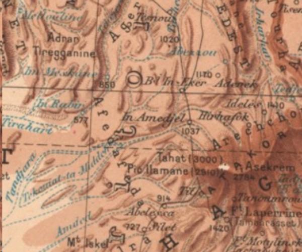 Les cartes du Sahara Sans_t54