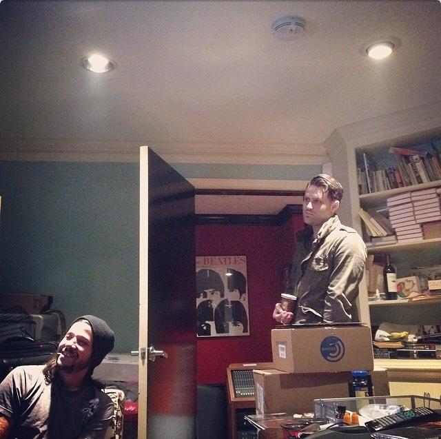 2014 new Gaslight Anthem album news (pre-details) Image46