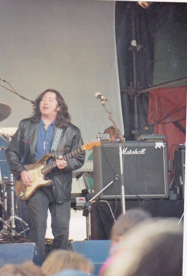 Photo de Fred Hoogendoorn - Lark by the Lee Festival - Cork (Irlande) - Novembre 1993 13852411
