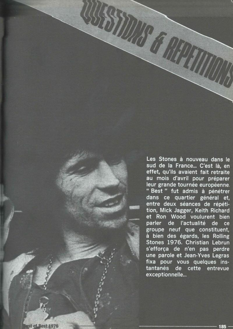 Les Rolling Stones dans la presse française - Page 2 Rollin11