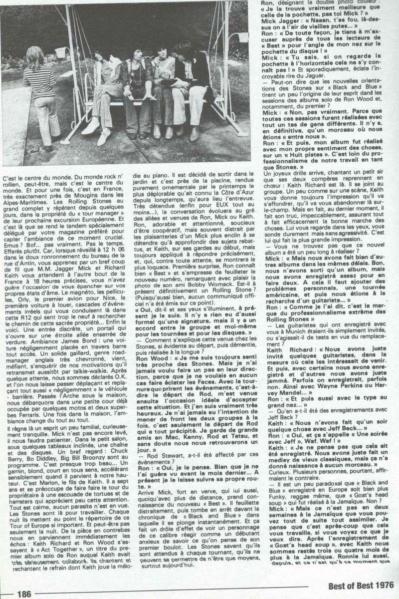 Les Rolling Stones dans la presse française - Page 2 Rollin12