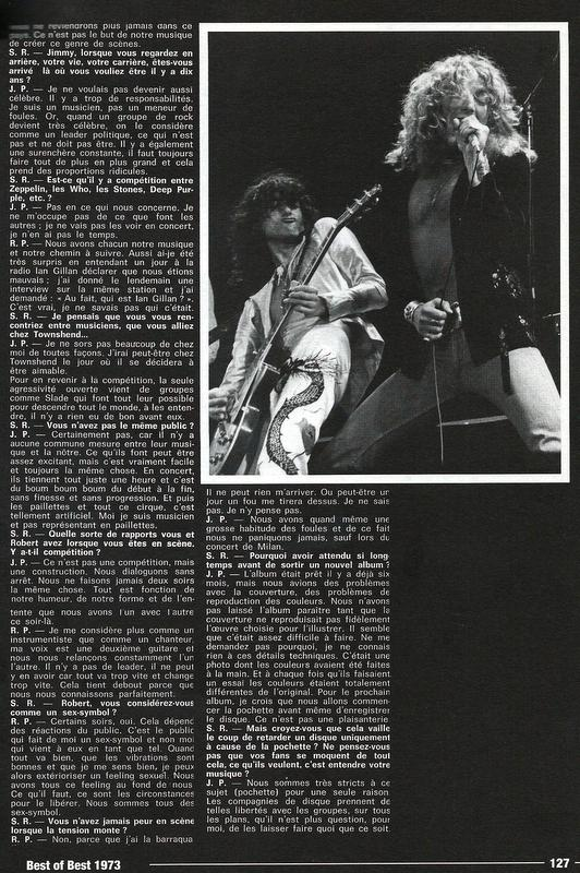 Led Zeppelin dans la presse française - Page 2 Scan0010