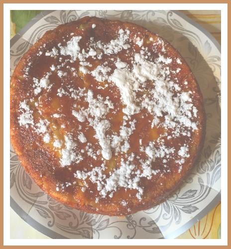 Gâteau invisible aux pommes Invisi10