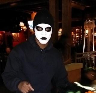 Así celebraron Halloween 2013 algunos boxeadores Judah11