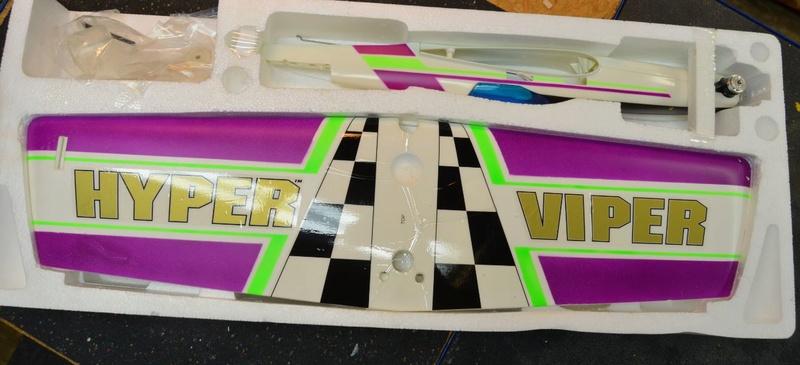 Hyper Viper's 1st Flights 6_10