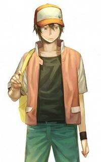 Satoshi Tajiri, Fast Rocket ! [VALIDE] Pokamo10
