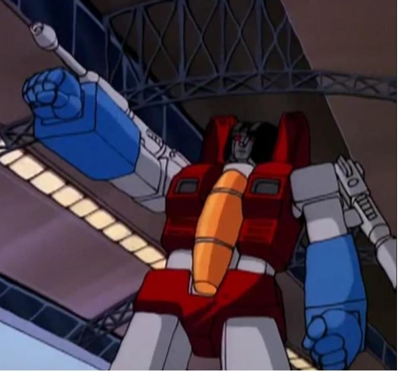 Transformers: Starscream e Thundercracker  (ovvero come la concorrenza fa bene ad un prodotto) Starsc10