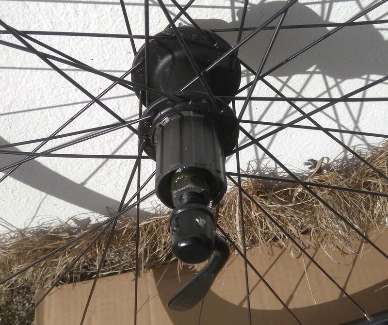 """Paire roues 29"""", Crossmax AR, des roues AV (frein sur jante) Moyeu10"""
