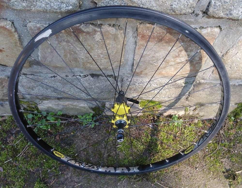 """Paire roues 29"""", Crossmax AR, des roues AV (frein sur jante) Roue_e10"""
