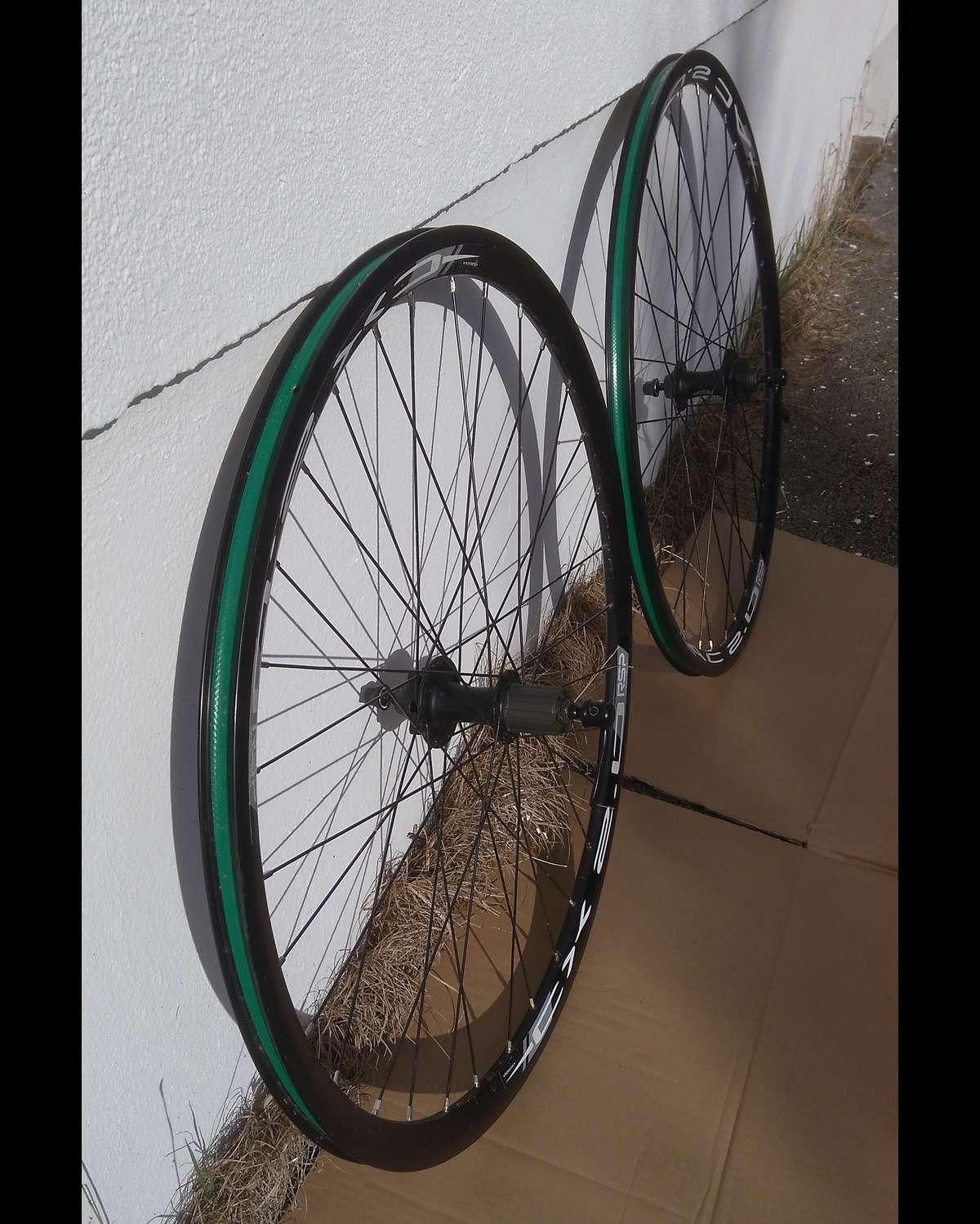 """Paire roues 29"""", Crossmax AR, des roues AV (frein sur jante) Roues_11"""