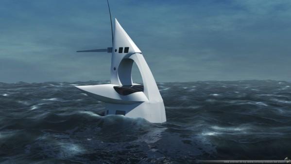 Le SeaOrbiter  à la conquête des océans. Seaorb12