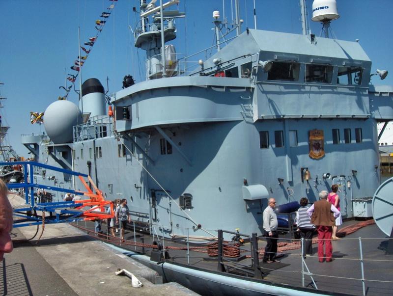 3 navires belges prendront part à l'exercice BALTOPS 2017 - Page 2 Godeti10