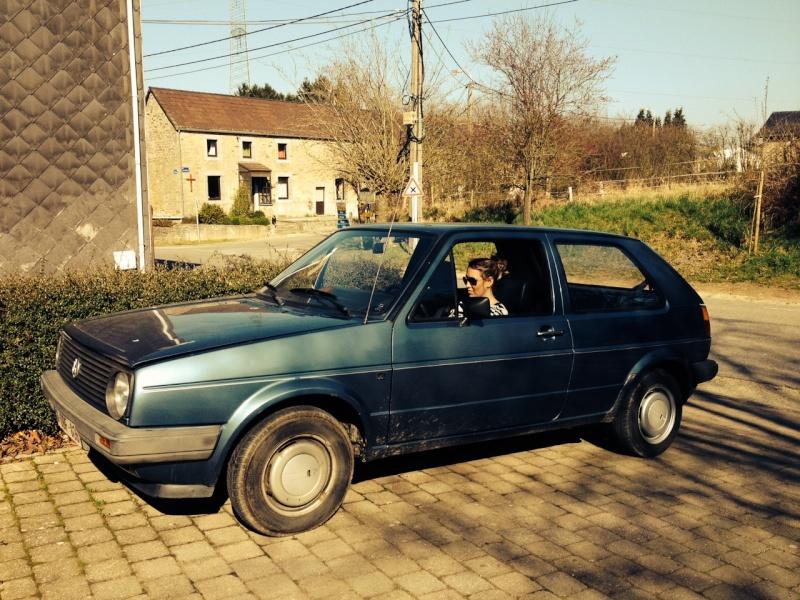 [VW] Golf 2 C 1986 Photo_14