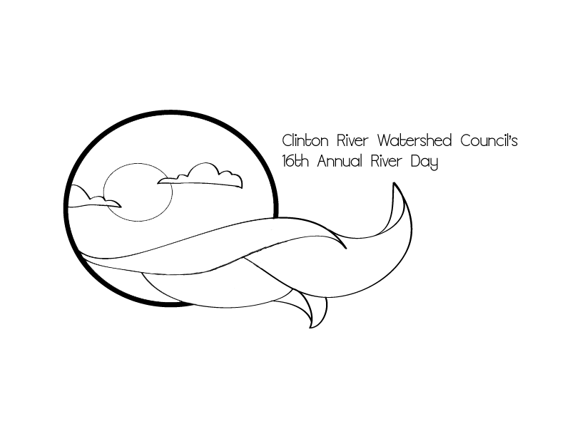 Clinton River Day logo contest - March 24 deadline Clinto10