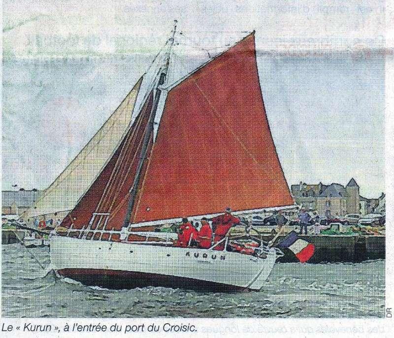 [Activité hors Marine des ports] LE CROISIC Port, Traict, Côte Sauvage... - Page 8 Semain11