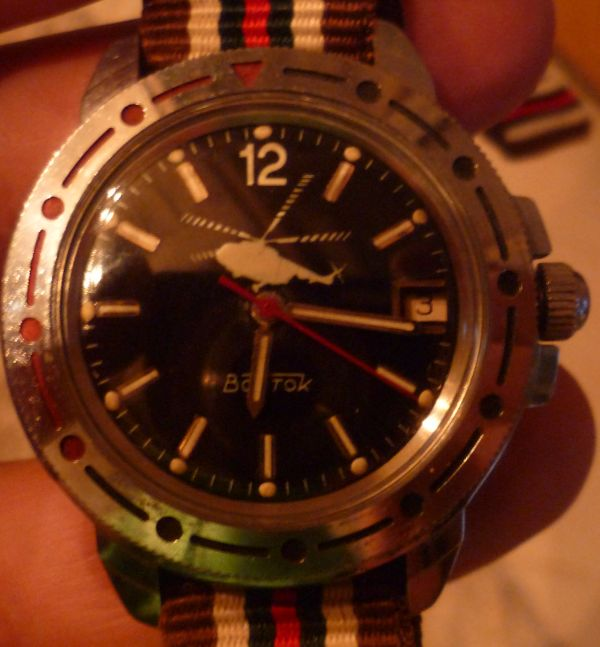 quel bracelet pour cette montre ? 112
