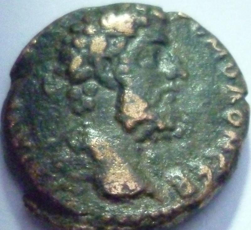 Bronze colonial syrien pour Commode (181-192), ville Hiérapolis 2210