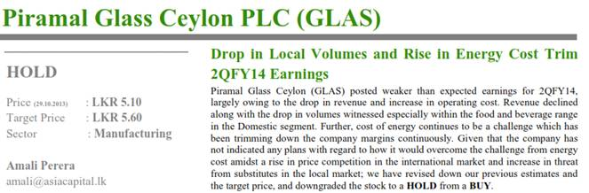 GLAS Quarterly Update 2QFY14 - Asia Wealth Management Co Ltd  Image010