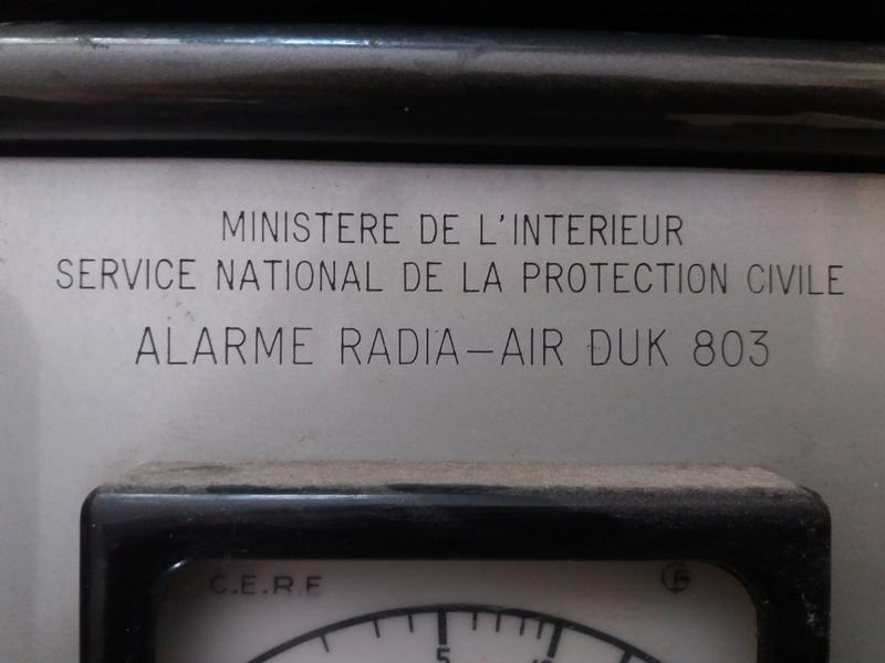 ALARME RADIA AIR DUK 803  20170516