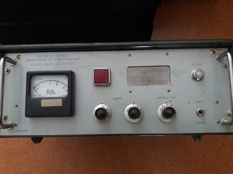 ALARME RADIA AIR DUK 803  20170519