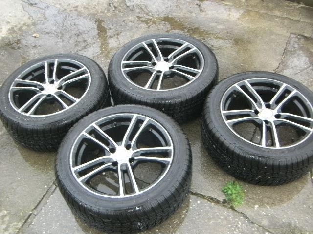 Jantes alu et pneus 215 50 R17 ( vendus ) Jantes10