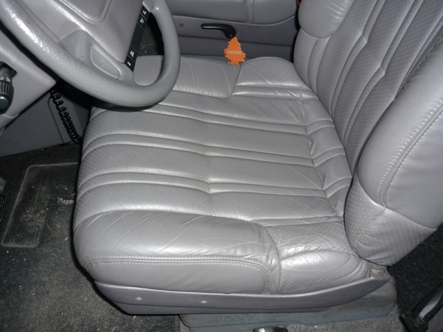 ( annulé ) sièges et banquettes cuir gris S2 S2_gri14