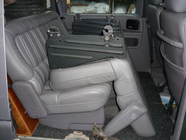 ( annulé ) sièges et banquettes cuir gris S2 S2_gri15