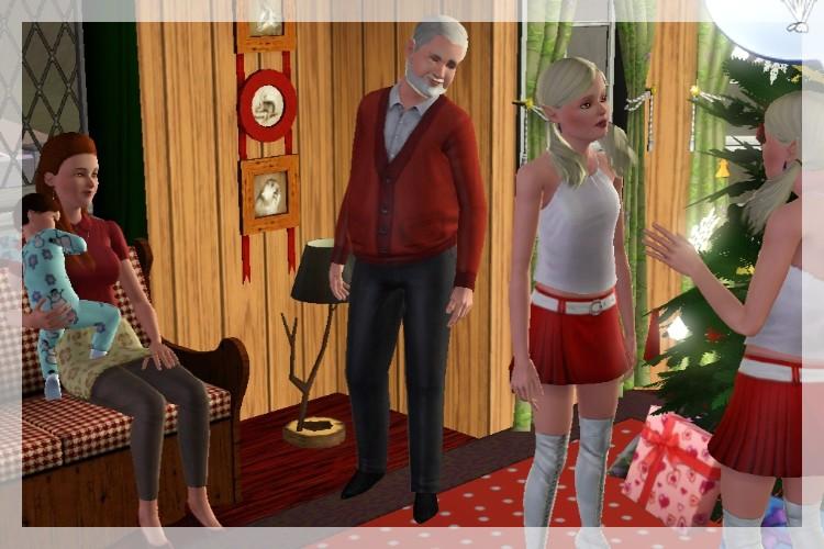 [Clos] Chez le Père Noël Famill10
