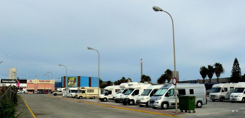 Traversée Algeciras Ceuta 13-03-13