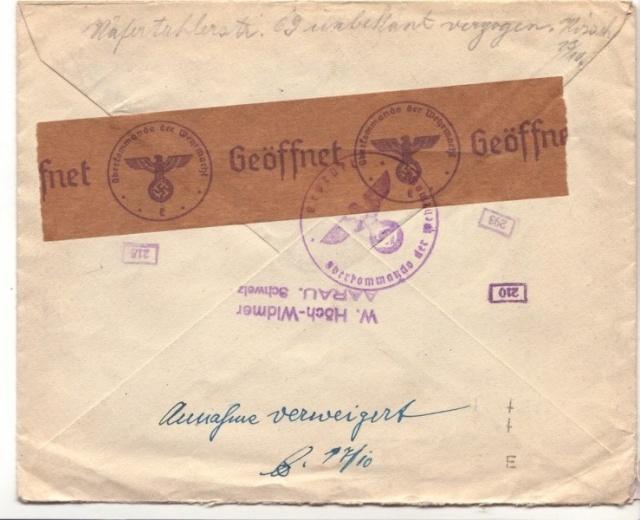 Bohème et Moravie du 15.03.1939 au 08.05.1945 ( Tchécoslovaquie) 50001_10