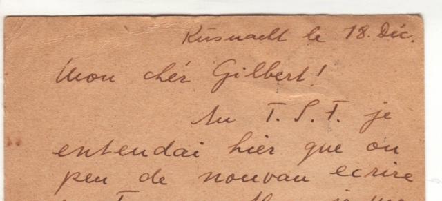 """Lettre de Wengen (CH) du 14.08.1944 pour St. Julien en Genèvois avec censure """"n"""" de Nancy. 8000810"""
