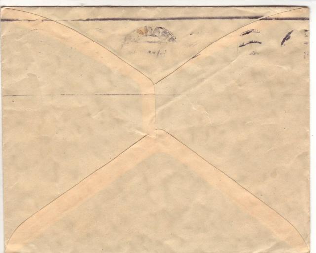 Bohème et Moravie - Utilisation de timbres tchèques. 9000310
