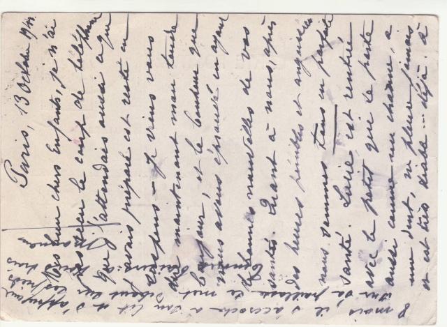 Tarif des cartes postales pendant la Deuxième Guerre mondiale _1000014