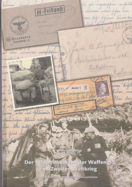 Poste de campagne / Feldpost - parution d'un ouvrage en langue allemande. _1000025