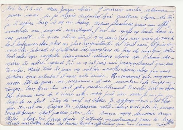 Tarif des cartes postales pendant la Deuxième Guerre mondiale _1100014