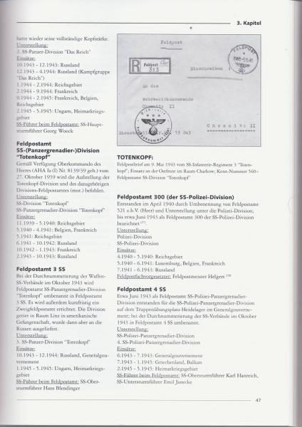 Poste de campagne / Feldpost - parution d'un ouvrage en langue allemande. _1100024