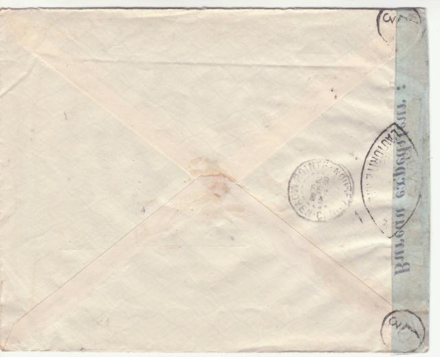 Tarif des lettres pendant la Deuxième Guerre mondiale _1_110