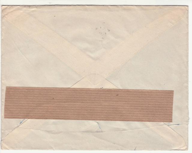 cachet de passage utilisé comme cachet de contrôle à Lyon _2000711