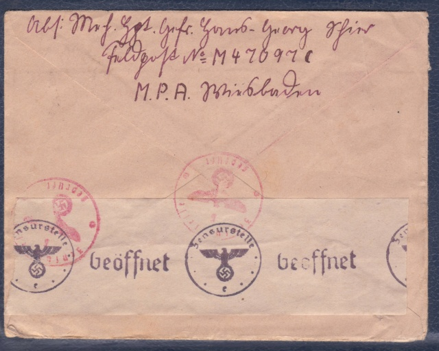 Lettre de la fortersse de Lorient de décembre 1944. _2001112