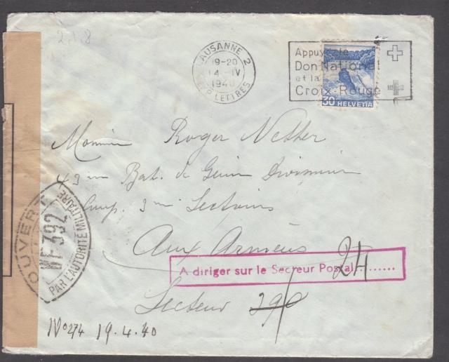 Comment les BCM connaissaient le secteur postal réel des militaires _2001911