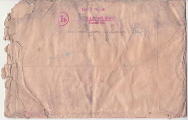 Lettre en route vers le centre de contrôle _2002310