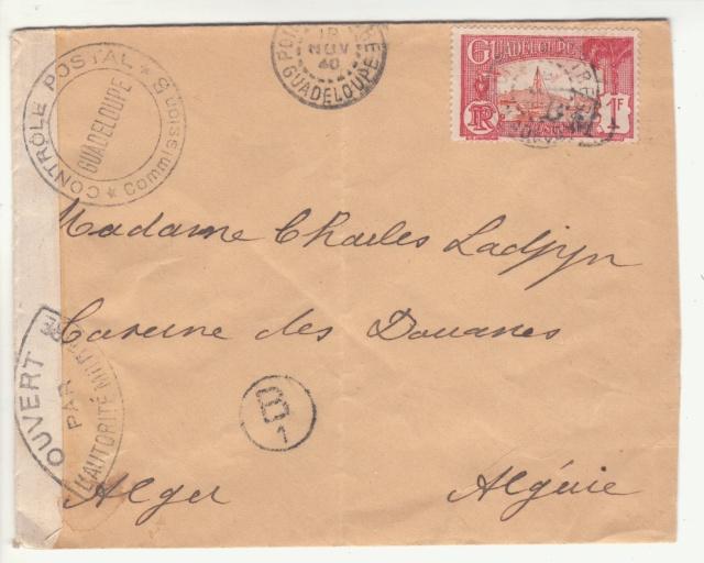Tarif des lettres pendant la Deuxième Guerre mondiale _2_010