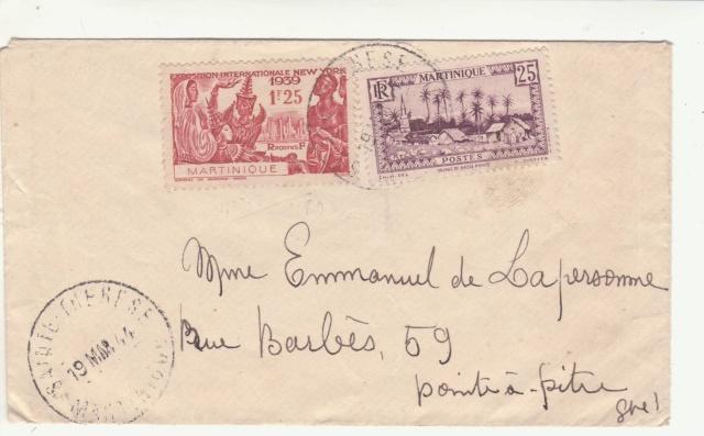 Tarif des lettres pendant la Deuxième Guerre mondiale _2_510