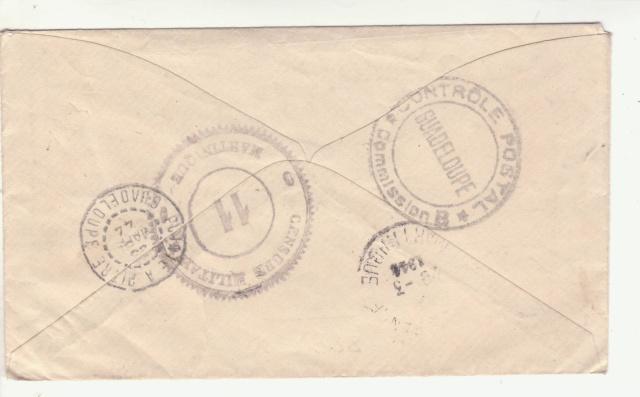 Tarif des lettres pendant la Deuxième Guerre mondiale _2_610