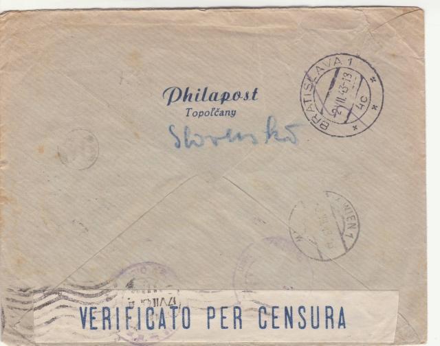 La censure italienne en Grèce 1943. _2d00210